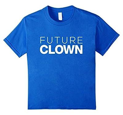 Future Clown Funny T-Shirt