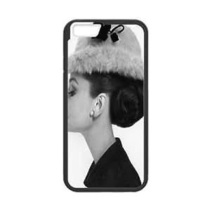 Generic Case Audrey Hepburn For iPhone 6 4.7 Inch 445C6T8274