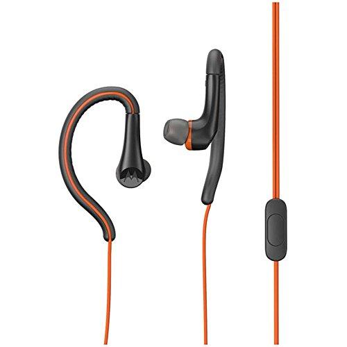 MotorolaEarbuds,SportWater Resistant In-Ear Headphones - Flame (SH008 FL)