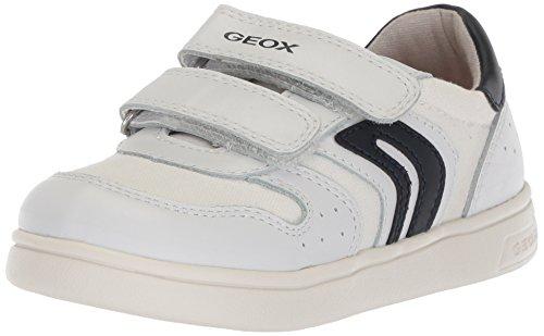 Djrock Zapatillas Geox B white Blanco navy Para Bebés B qCBBnRg
