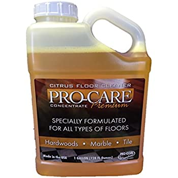 Amazon Com Procare Citrus Cleaner Concentrate Health