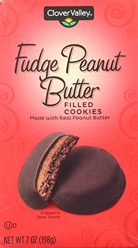 Fudge Peanut Butter Filled Cookies Just Like Girl Scout Tagalongs ()