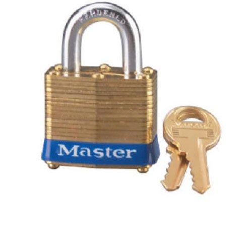 Master Lock 4D  No. 4 Laminated Padlock