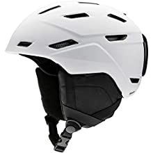 Smith Optics Mission MIPS Snowboarding Helmets (Matte White, Small 51-55cm)
