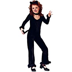 Fun World Costumes Baby Girl'S Toddler Playful Kitty Costume, Black, Small