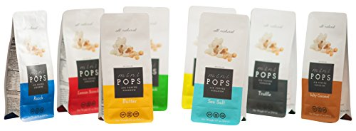 Mini Pops - Mini Variety Pack (8 Pack)