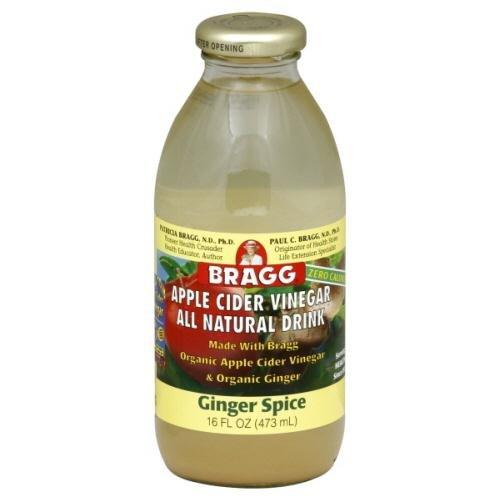 Bragg Bev Apple Cider Gngr&Spce