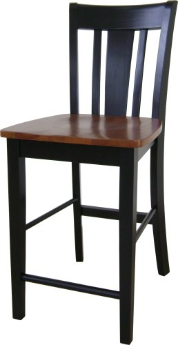 Black Cherry Bar Stools - 6