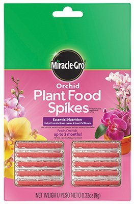 Scotts Miracle-Gro Orchid Plant Food Spikes