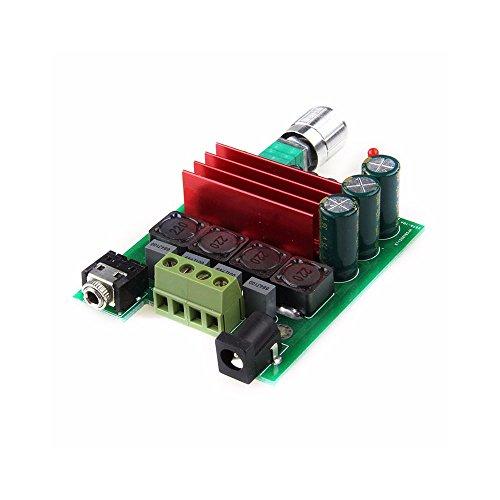 DIY Amplifier Board Kits TPA3116 Stereo Audio Amp Mini Board. (TPA3116)