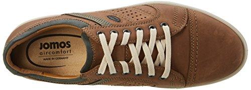 Jomos Ariva, Zapatos de Cordones Brogue para Hombre Mehrfarbig (nuß/ozean)