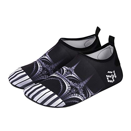 Swim For Aqua Exercise Water Piano And Socks Yoga Beach Quick Mens Surf Shoes Barefoot Vaincre dry Womens wvxFpnq87