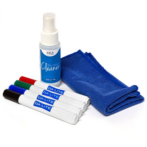 Da-Lite 22614 Writing Surf Kit,IDEA Mkr/Clnr/Ersr from Da-Lite
