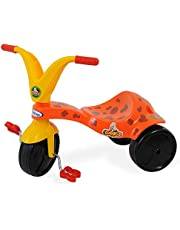 Triciclo Girafito Xalingo Laranja