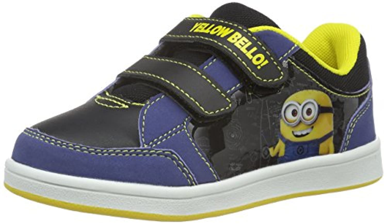 MINIONS Boys' Boys Kids Skate/street Low Sneakers Low-Top Sneakers multi-coloured Size: 1