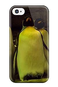 CaseyKBrown ZLvPhjQ5892SYlnd Case Cover Skin For Iphone 4/4s (sleeping Penguins)