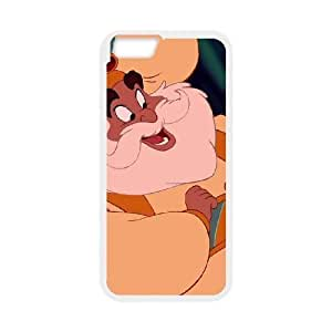 iPhone6 Plus 5.5 inch Phone Ceses white Aladdin The Sultan BF874253