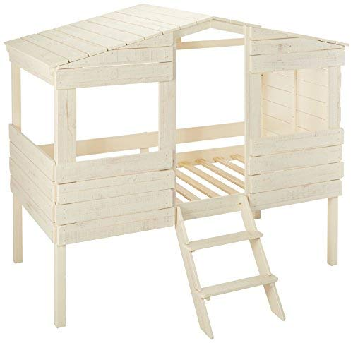- DONCO KIDS 1380TLRS Series Bed, Twin, Rustic Sand