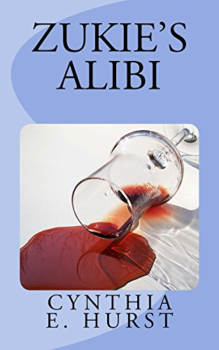 Zukie's Alibi (Zukie Merlino Mysteries Book 5)