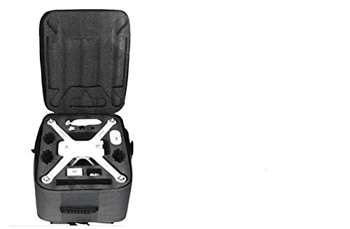 MI Drone Backpacks for Xiaomi Business Travel Bag Waterproof Nylon Drones Backpack Cases for MI RC Drone RC QUADCOPTER W8 by HCDSKY