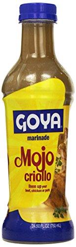 Goya Mojo Criollo Marinade, 24.50-Ounce Bottle (Pack of 2)