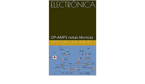 ELECTRÓNICA: OP-AMPS notas técnicas eBook: Fernando Moutinho ...