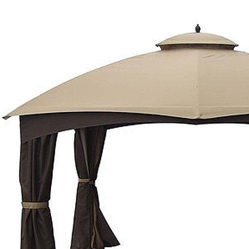 Garden Winds Replacement Canopy For The Lowe S Dome Gazebo