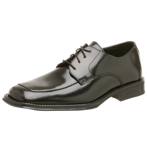 Kenneth Cole REACTION Men's Sim-Plicity OxfordBlack, Black, 10 D