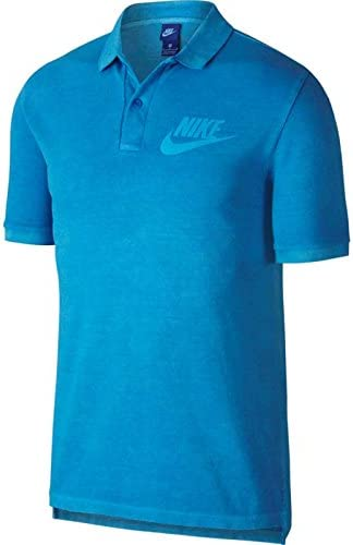 NIKE Mens M NSW Polo PQ WASH HBR 886491
