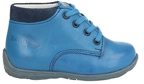 premiers pas Renbut garçon bébé pour Bleu {Chaussures gHSwT