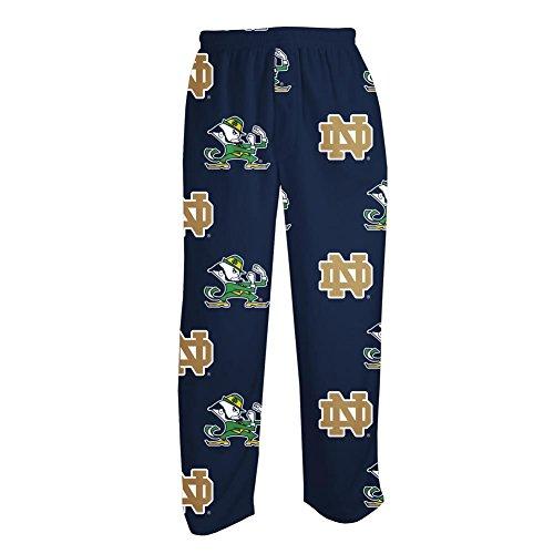 Concepts Sport Men's Notre Dame Fighting Irish Fleece Pajama Pants (XX-Large)