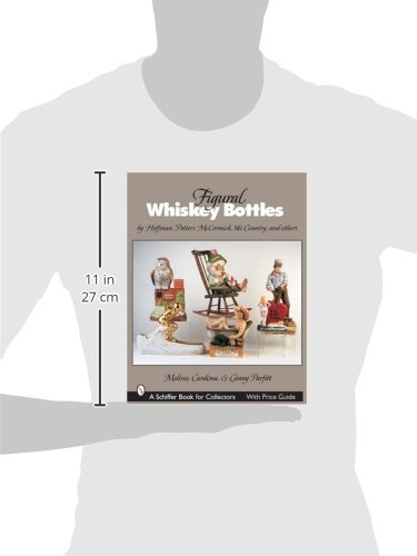 Figural Whiskey Bottles: By Hoffman, Lionstone, Mccormick, Ski Country, And Others (Schiffer Book for Collectors)