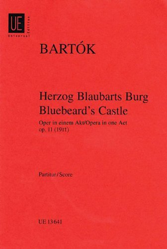 Download Bluebeard's Castle, Op. 11: Score pdf