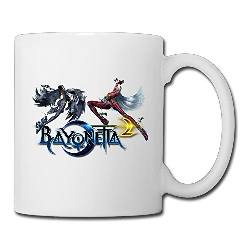 DEMOO Bayonetta LOGO Coffee Mugs / Tea Cups - Bayonetta Xbox 360 Costumes