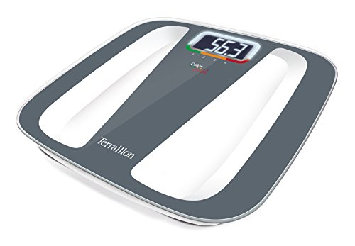 Terraillon Color Coach Quattro, Electronic Bathroom Scale, 4