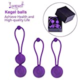 Kegel Exercise Weights Ben Wa Kegel Balls Weighted Exercise Kit Doctor Recommended