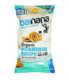 Barnana Organic Plantain Chips - Salt & Vinegar - 5
