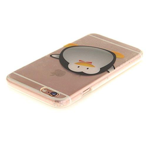 "MOONCASE iPhone 6 / 6S Hülle Case,Slim Handyhülle Schutzhülle Rutschfestem TPU Soft Backcover Bumper Case für iPhone 6S / iPhone 6 (4.7 "") TX19"