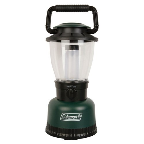 Coleman Rugged Rechargeable 400 Lumens LED Lantern