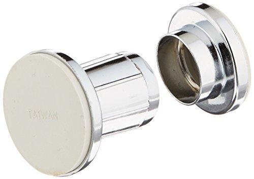 Moen 52-F Donner Adjustable Shower Rod Flange Set, -