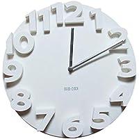 Creative Three-dimensional Mute Wall Clock Decoration Clock Simple Wall Clock Electronic Clock Electronic Gift Clock