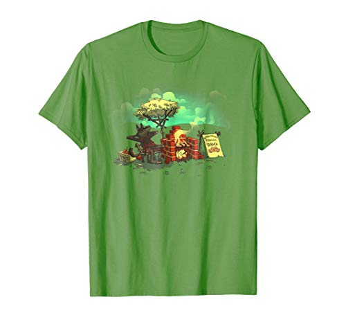 Shirt.Woot: Straw, Sticks, & Bricks BBQ T-Shirt for sale  Delivered anywhere in USA