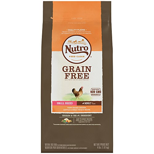Nutro Grain Free Small Breed Dog Food