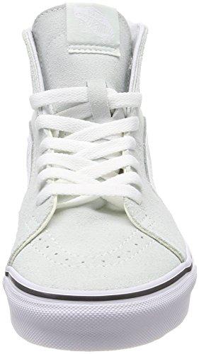 Vans Old Skool Platform Shoes Blue Flower/True White 7230 xH2fanz