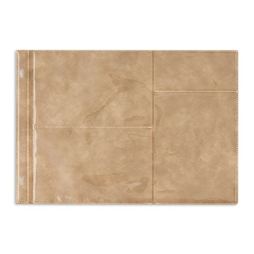 13x9 Multi-Pocket Pages (10/pk) by Creative Memories 648606