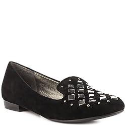Guess Shoes Sablette - Black Suede