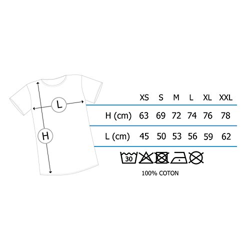 Abystyle Sins Emblèmes Deadly Tshirt Seven qvwr8zUq