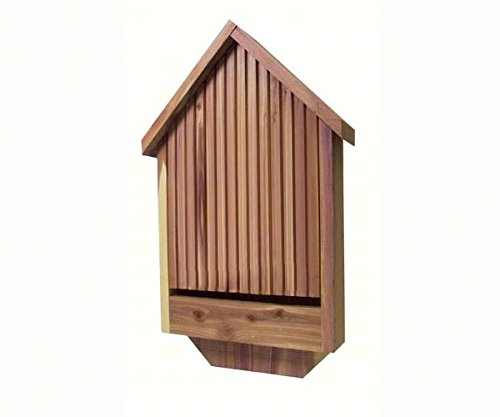 2 PACK Deluxe Bat House