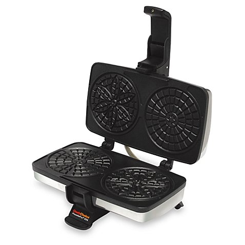 Chef'sChoice PizzellePro® 834 Express Electric Pizzelle M...