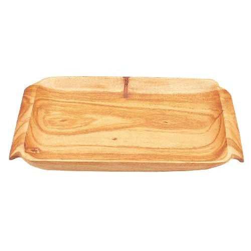 Pacific Merchants Serving Tray with Handles, One Size